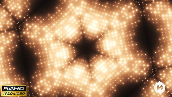 Thumbnail for Lights VJ Kaleidoscope v.3