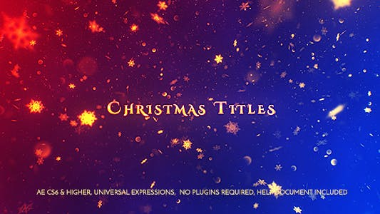 Thumbnail for Christmas Titles