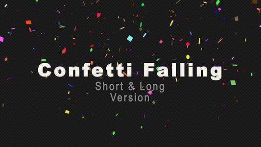 Thumbnail for Konfetti fallen