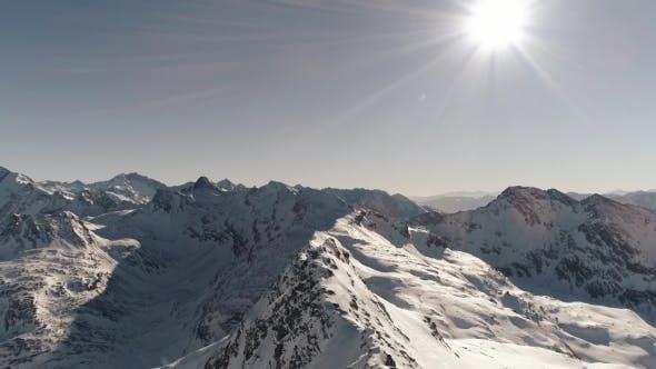 Thumbnail for Flying Over the Sharp Ridge