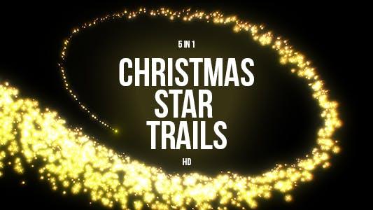 Thumbnail for Christmas Star Trails