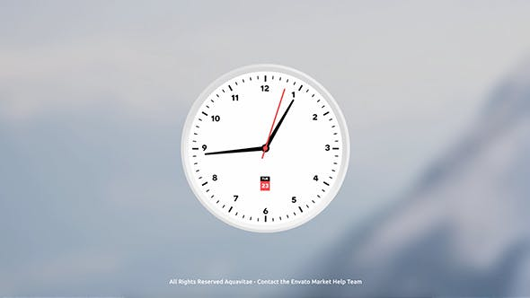 Cover Image for Analog Clock Creator