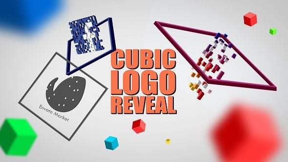 Thumbnail for Cubic Logo Reveal