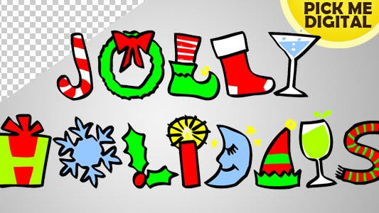 Thumbnail for Holiday Greetings 02