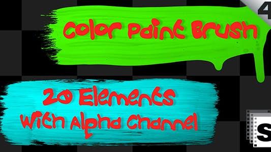 Thumbnail for Color Paint Brush
