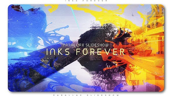 Thumbnail for Inks Forever Parallax Slideshow