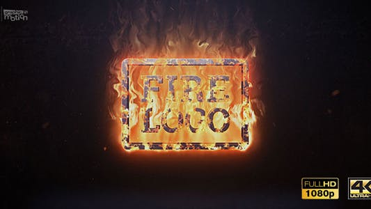 Thumbnail for Fire Logo
