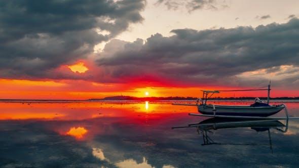 Thumbnail for Local Fishing Boat Gili Meno, Lombok, Indonesia