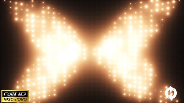 Thumbnail for Wall of Lights – VJ Loop v.7