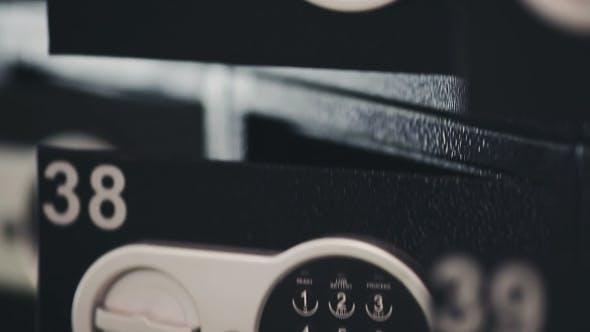 Thumbnail for Safe Deposit Lockers in Bank