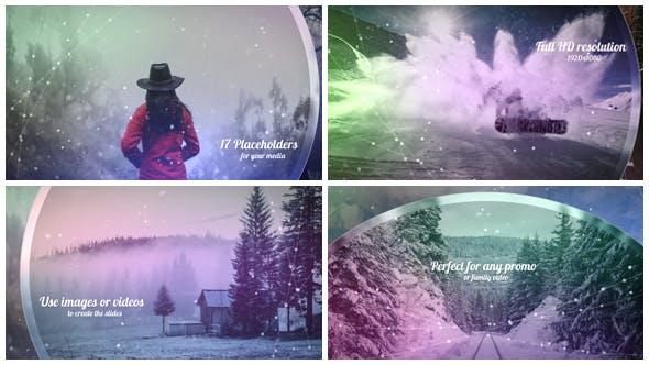 Thumbnail for Christmas Opener / Winter Slideshow