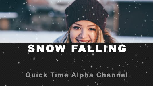 Thumbnail for Schneefall