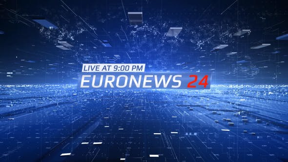 Thumbnail for Euronews Opener