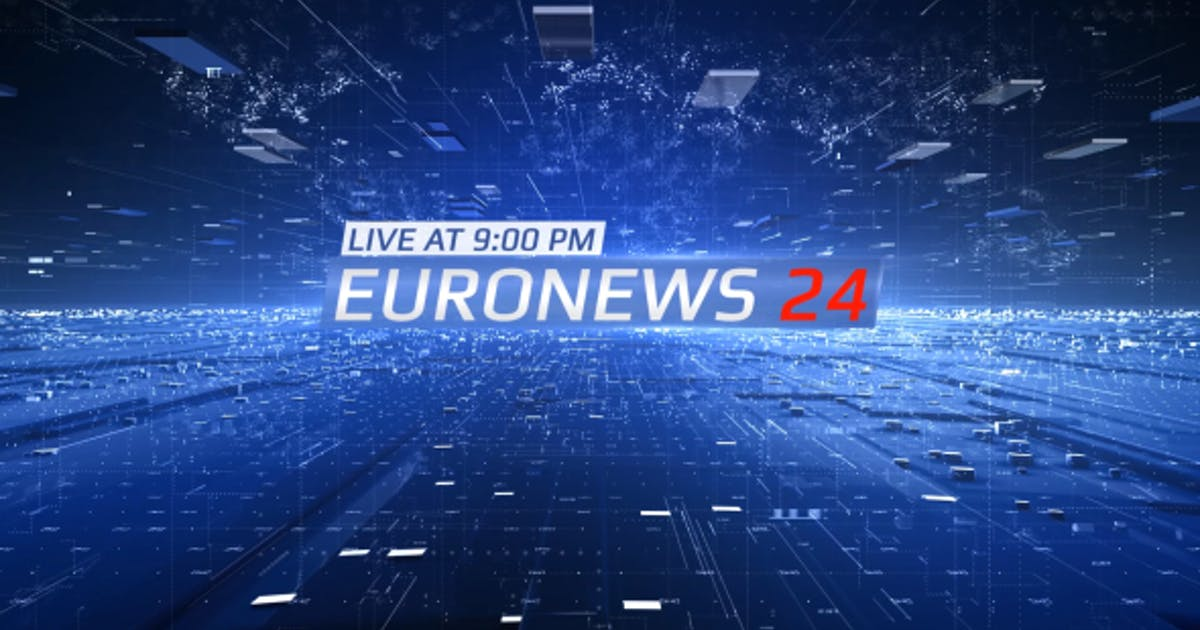 Download Euronews Opener by RwTemplates