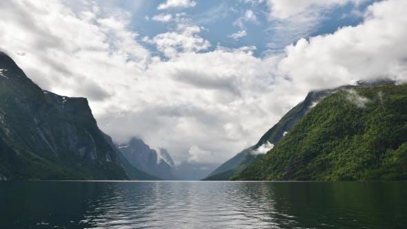 Thumbnail for Lovatnet Lake in Sogn Og Fjordane County