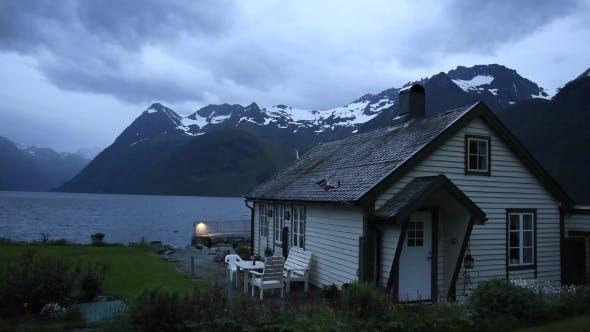 Cover Image for Urke Village and Hjorundfjorden Fjord