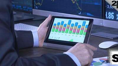 Tablet And Stocks