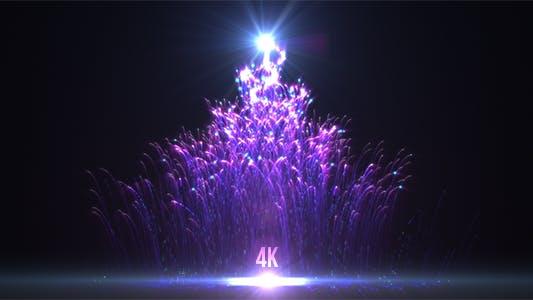Thumbnail for Blue Christmas Tree