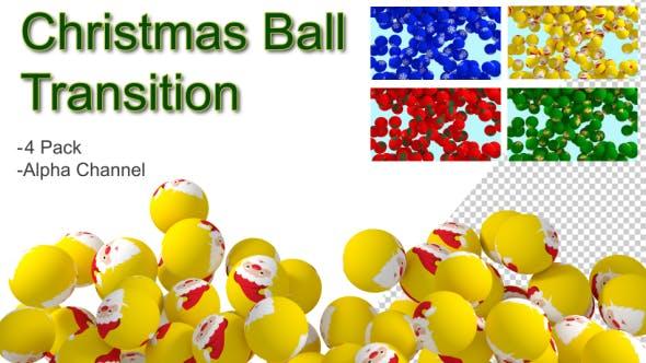 Thumbnail for Christmas Ball Transition