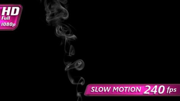 Thumbnail for Slow Cigarette Smoke Interlacing