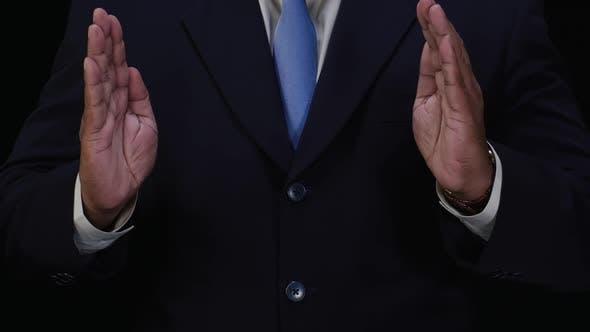Thumbnail for Open Palms Sideways Reveal