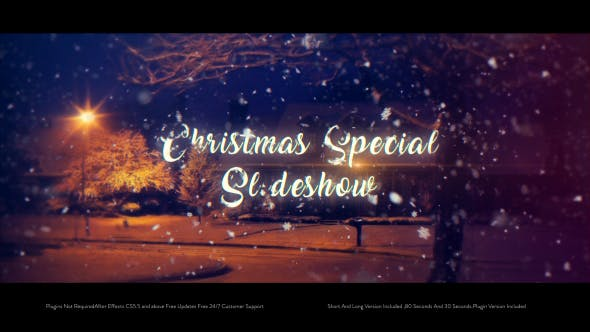 Thumbnail for Christmas Special Slideshow