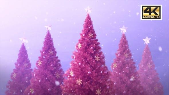 Thumbnail for Christmas Tree  4K