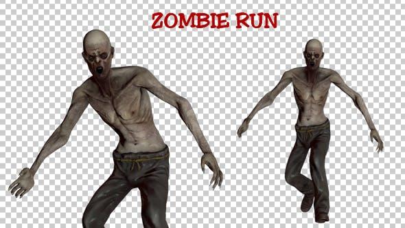 Thumbnail for Zombie-Lauf