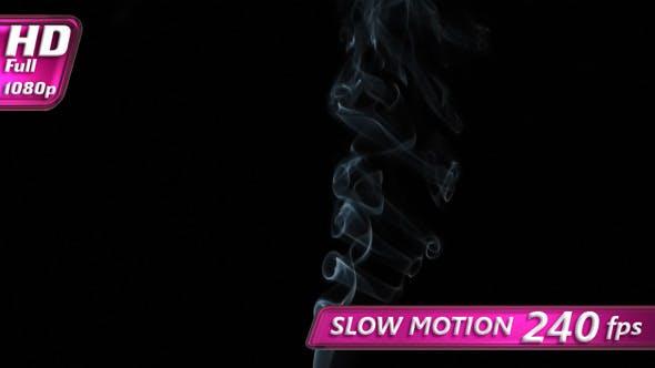 Thumbnail for Slow Blue-Gray Smoke
