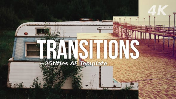 Thumbnail for Transitions Mattes Pack