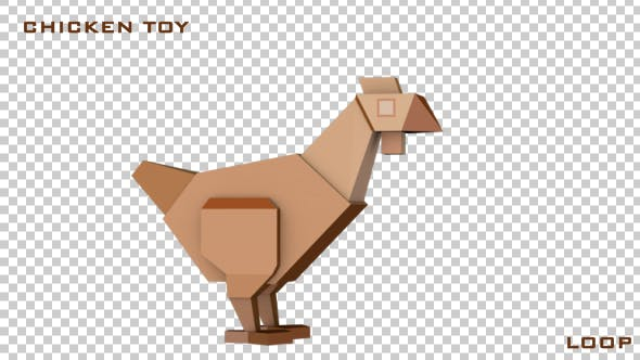 Thumbnail for Chicken Toy