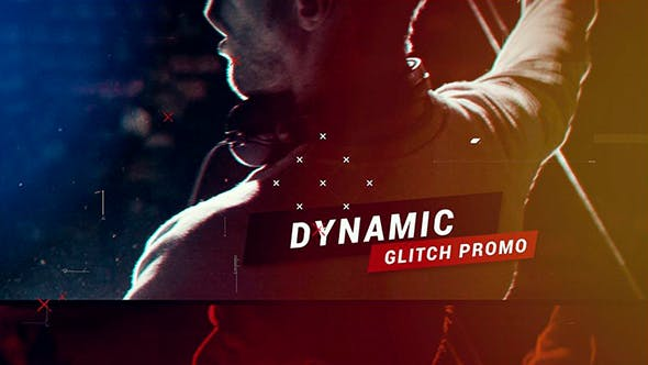 Cover Image for Dynamic Glitch Promo