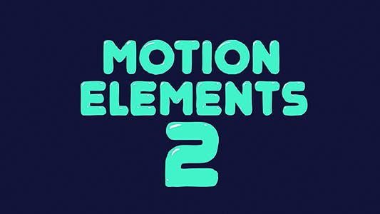 Thumbnail for Motion Elements 2