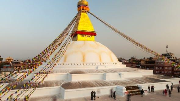 Thumbnail for Boudhanath Stupa View, Kathmandu, Nepal