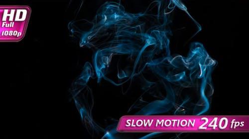 Slow Ornate Smoky Stream