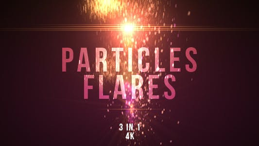 Cover Image for Particles Flares