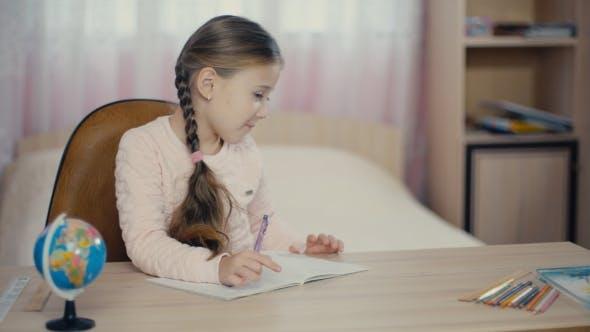 Thumbnail for Girl Writes Letters