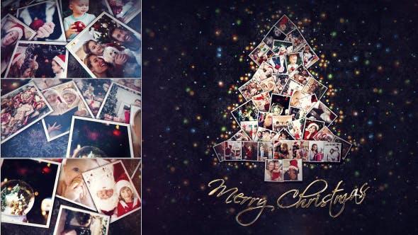 Thumbnail for Christmas Photo Slideshow
