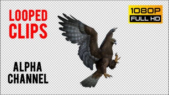 Thumbnail for Eagle 2 Realistic Pack 2