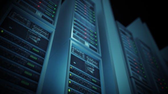 Thumbnail for Artificial Intelligence Data Server Center