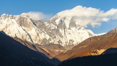 of Golden Everest, Himalayas