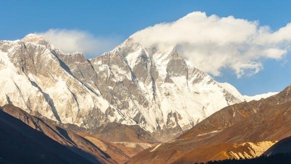 Thumbnail for Mount. Everest, 8845m Highest Mountain.