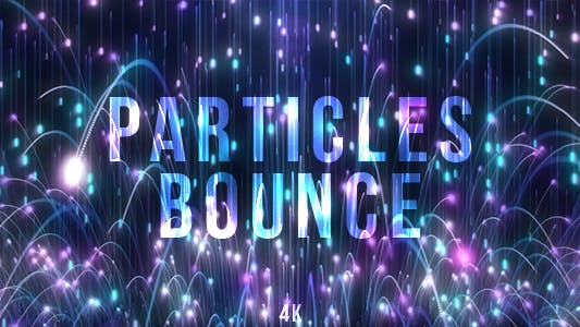 Thumbnail for Blue Particles Bounce