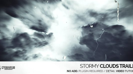 Thumbnail for Stormy Clouds Trailer