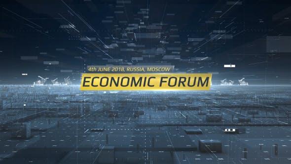 Thumbnail for Economic Forum Opener