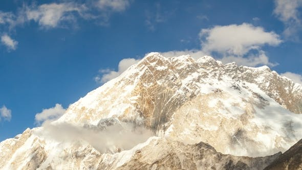 Thumbnail for of Nuptse, Everest Region, Himalaya, Nepal