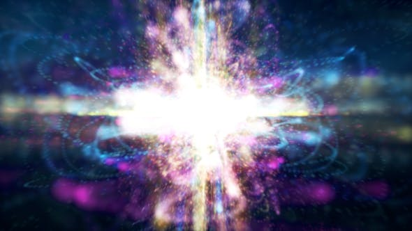 Thumbnail for Colorfull Light Explosion