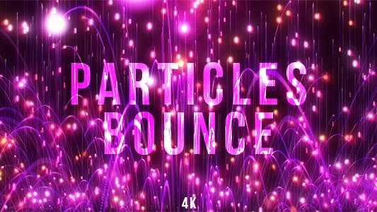Thumbnail for Purple Particles Bounce