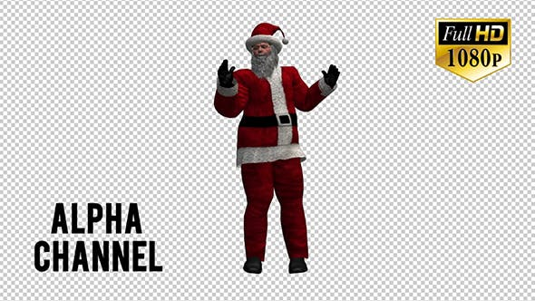 Thumbnail for Santa Claus Dance 2
