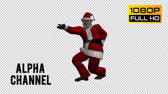 Thumbnail for Santa Claus Dance 3
